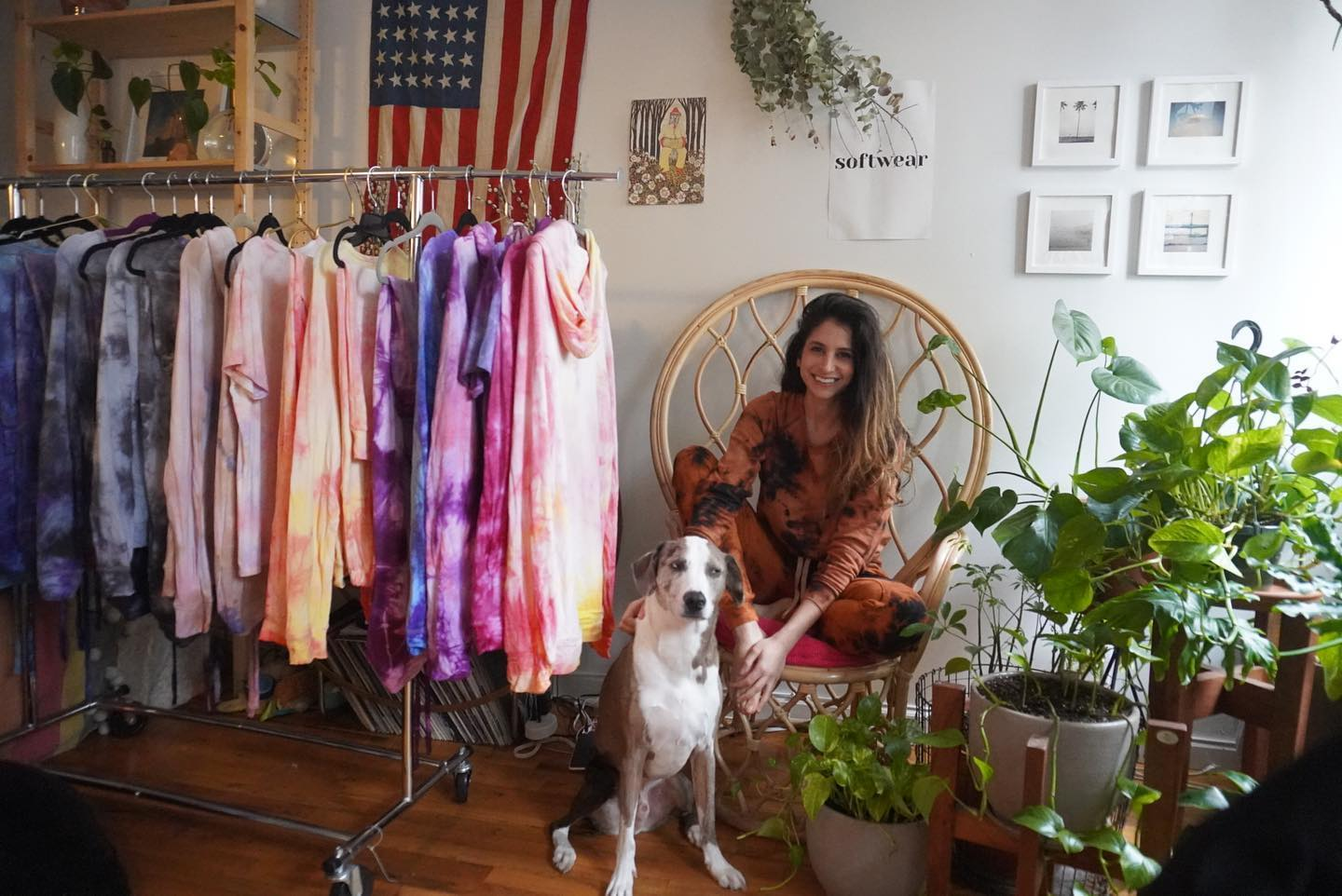Cozy Athleisure Brand Softwear Champions Sustainable Fashion