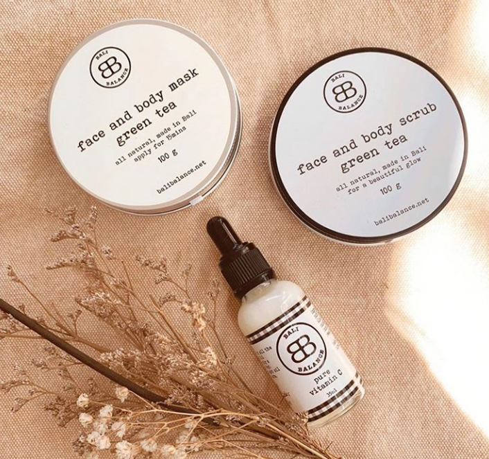 Bali Balance is Naturally Kind to Your Skin