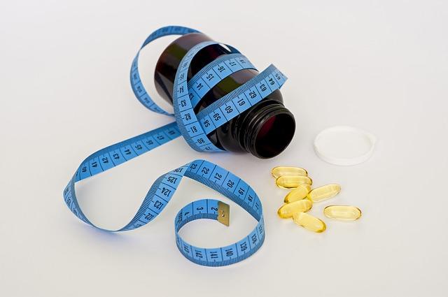 dieting tape measure