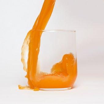 delicious orange juice