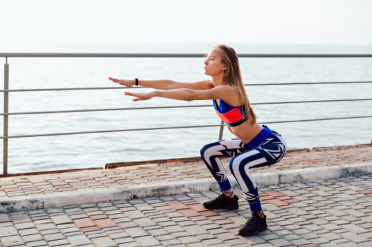 lower body exercise