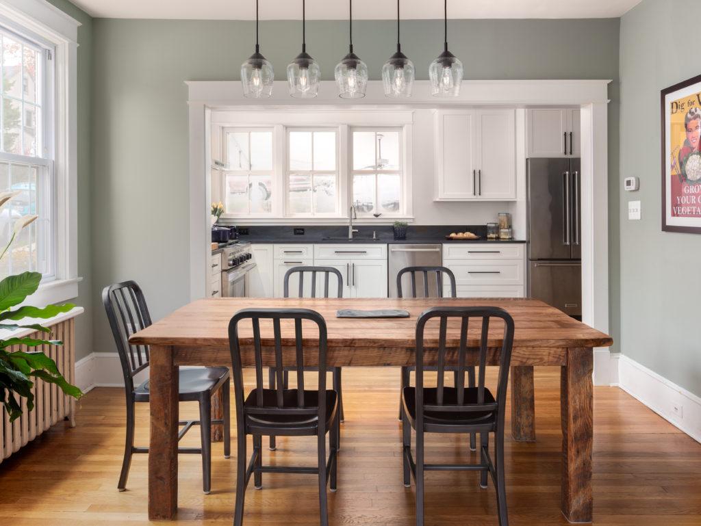 Lyon Park Kitchen Remodel Arlington, VA