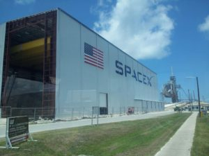 SpaceXHanger