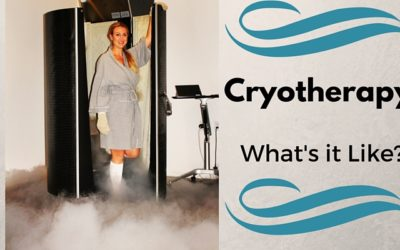 What is it like to try cryotherapy?