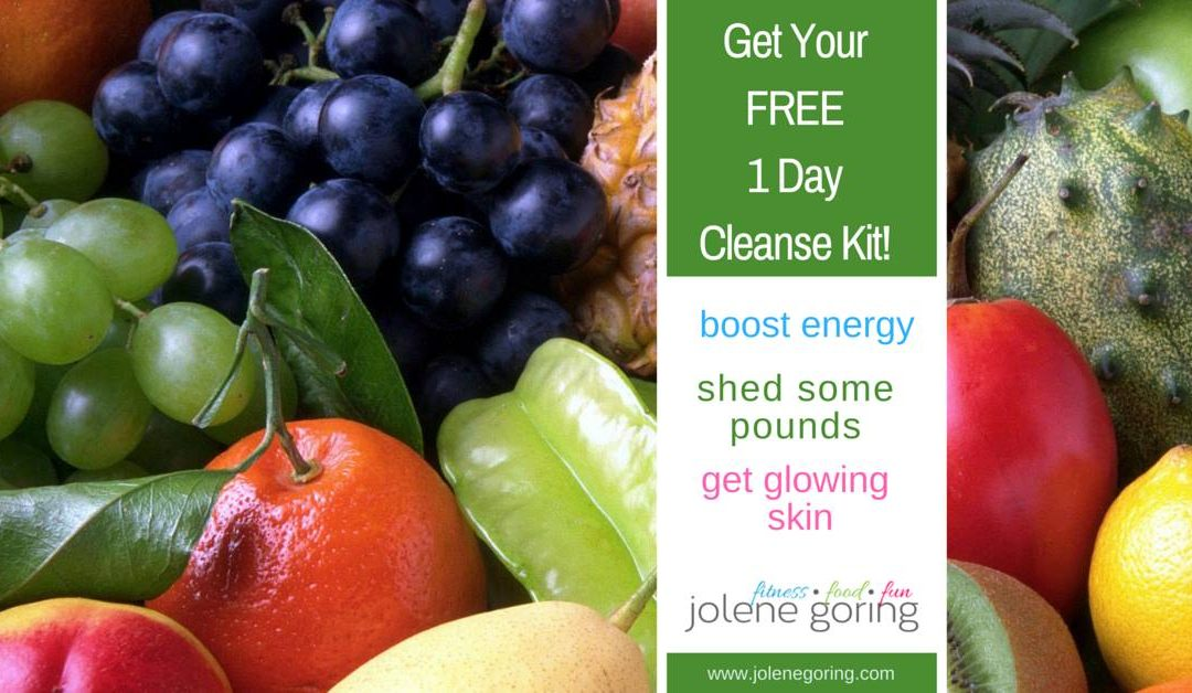 1 Day Cleanse Kit