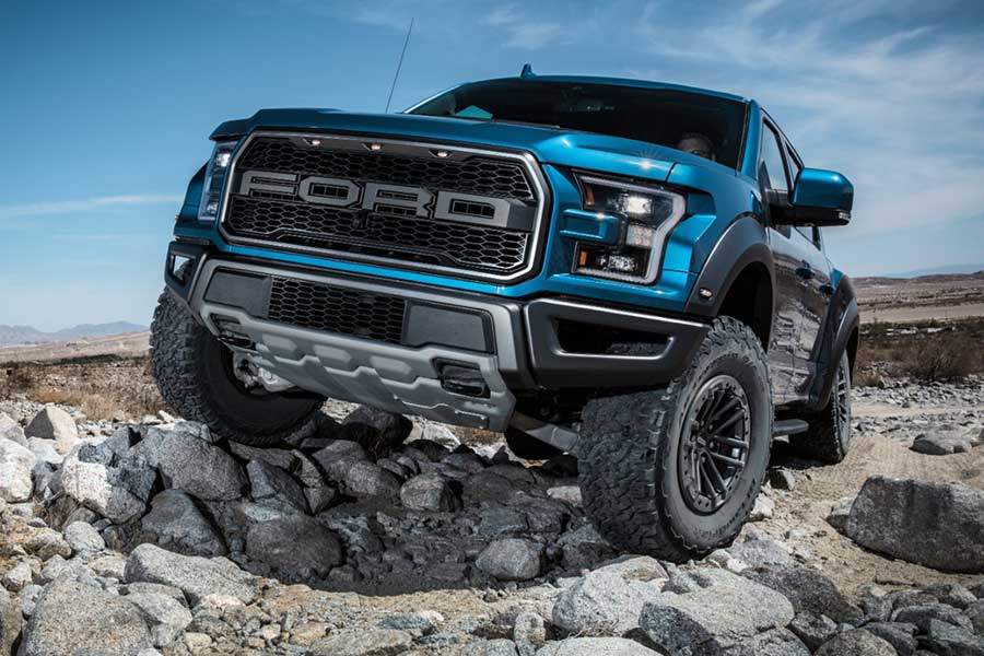 Keeping your Ford F-150 in Shape