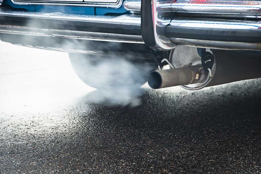 What it means when your car is blowing smoke.