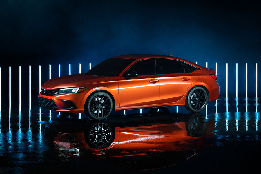 This is exciting news for Honda lovers for 2022.