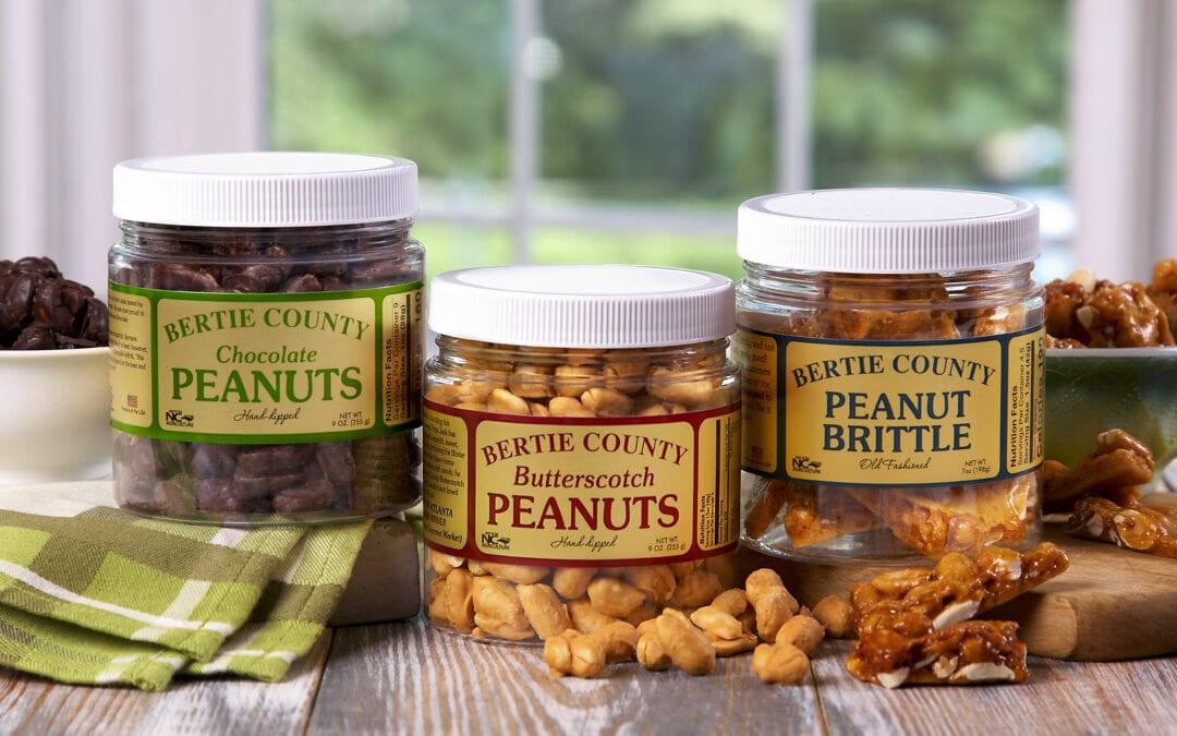 Bertie County Peanuts