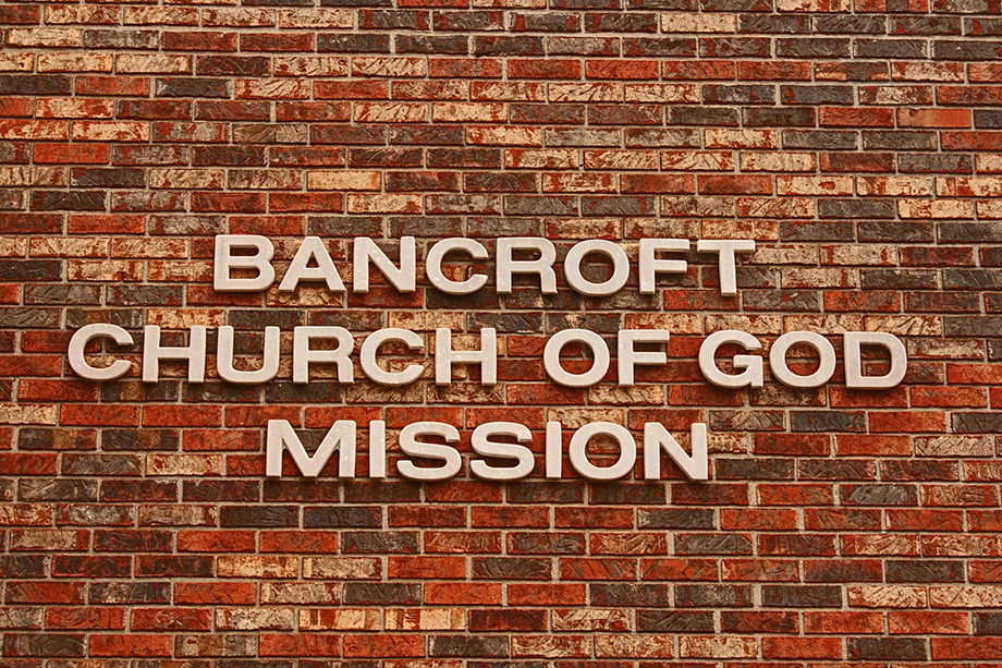Bancroft Church of God Mission