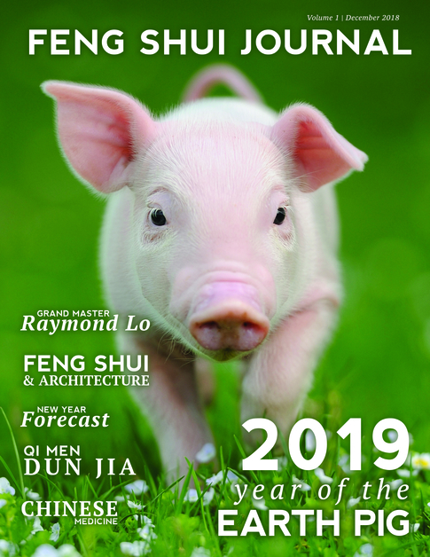 Feng Shui Journal (Pre-Order) Volume I: 2019 Year of the Pig