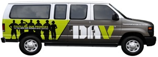 DAV Wisconsin Volunteer Driver Network