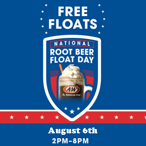 DAV and A&W Partner for National Root Beer Float Day