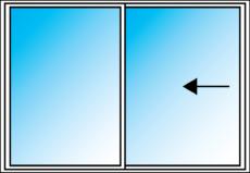 EZ Window sliding Reverse