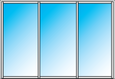 Ez Windows Fixed 3 Light