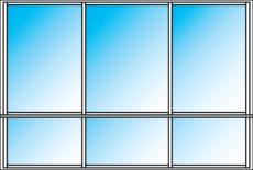 Ez Windows Fixed 3 Light T600