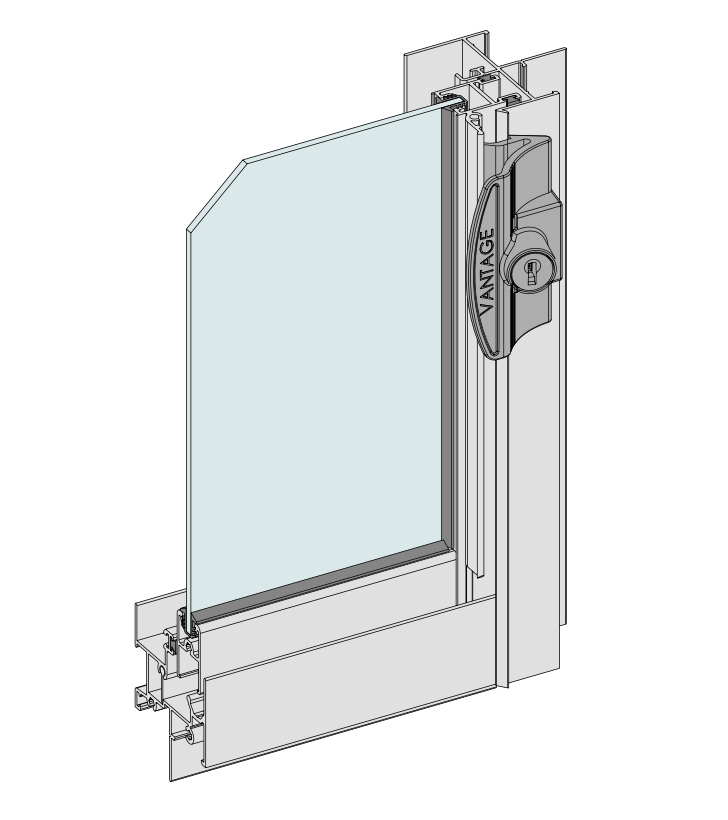 Ez Windows sliding window