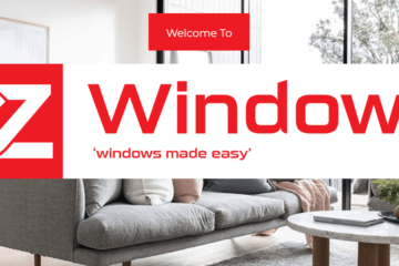 EZ Windows banner