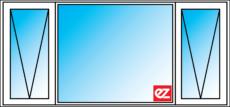 Ez Windows Awning Window 3 Panel QHQ
