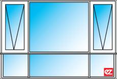 Ez Windows Awning Window QHQ 3 Lite 600T