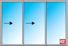 z Windows Stacking Door Standard