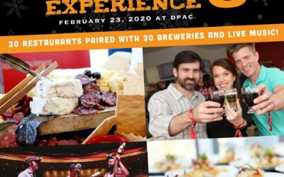 Bull City Food & Beer Experience – February 23