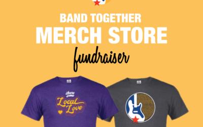 #GivingTuesdayNow Merch Sale is Live!