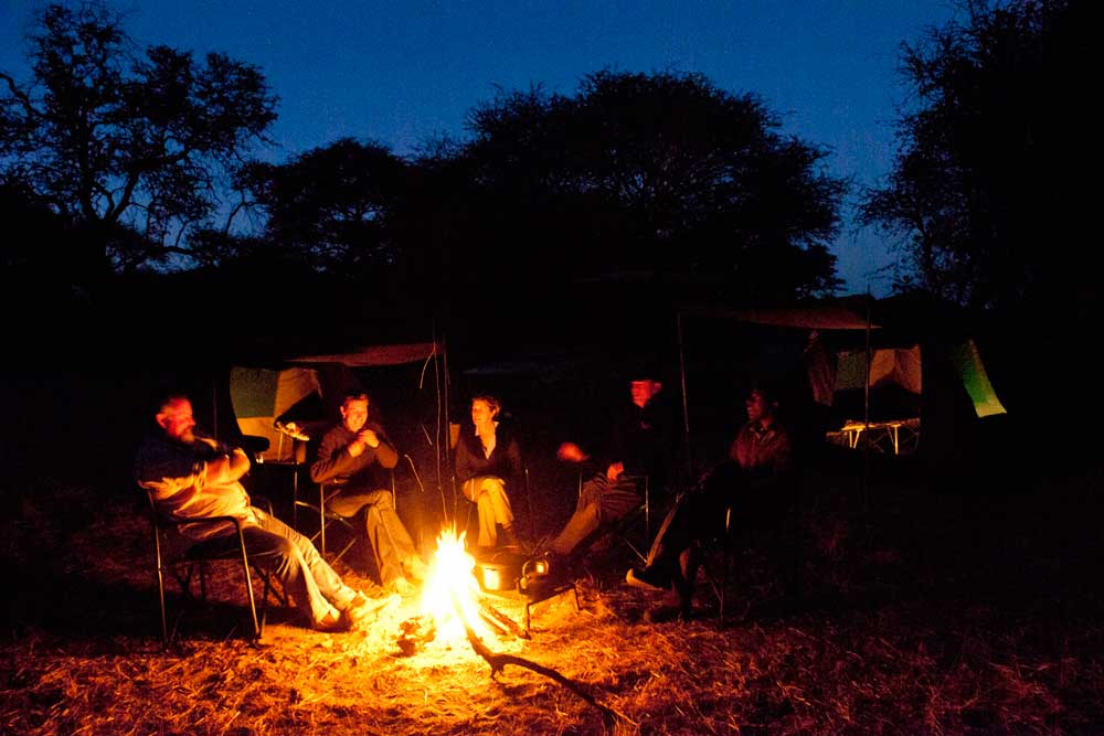 Botswana Mobile Safari - Moremi Magic