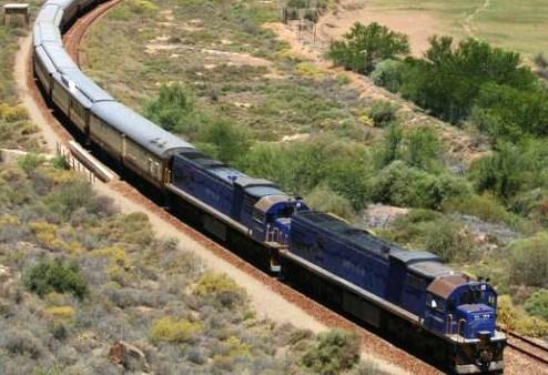 Shongololo Express - Namibia Dune Express