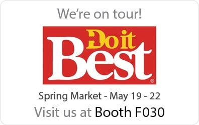 Visit Versacart at Do it Best Spring Convention at Booth F030