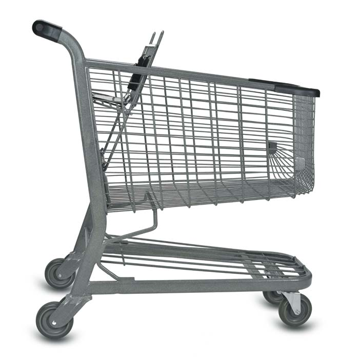Wire Shopping Carts