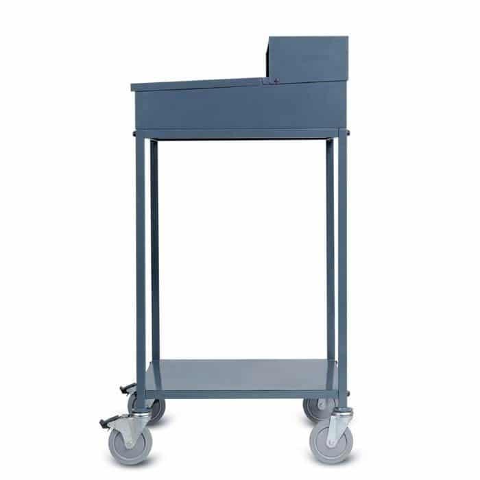 Mobile Work Station Utility Lockable Desk