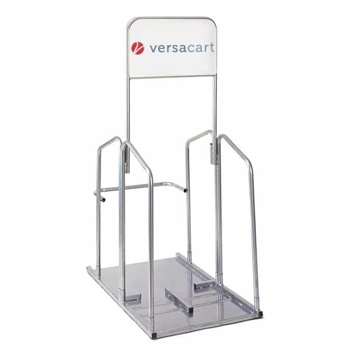EZcart shopping cart corral