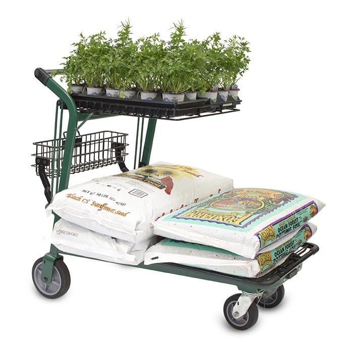 Lawn & Garden Shopping Carts