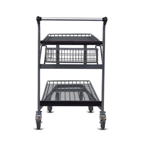 EZtote4240 nesting stocking cart