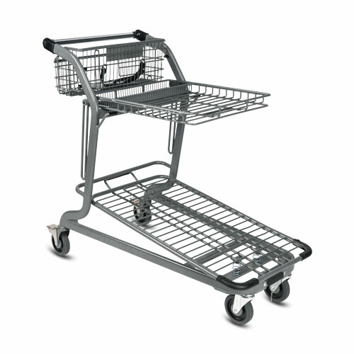 EZtote675-C retractable, garden and DIY center cart