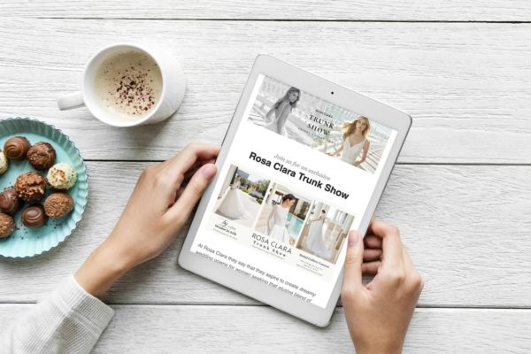 Bridal Salon Email Marketing