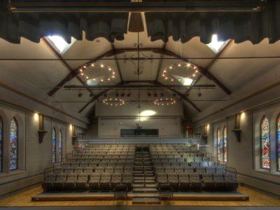 St. Francis Main Hall