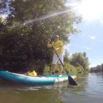 Chichester paddle boarding lessons West Sussex hire