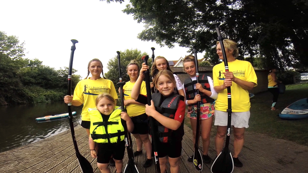 chichester canal sup paddle board hire tuition