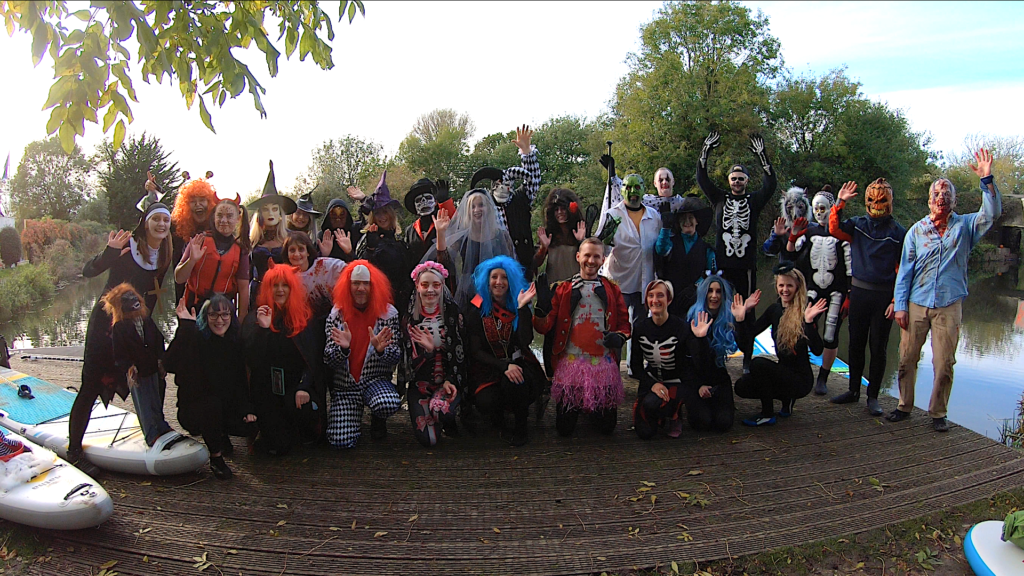 Halloween Paddle Chichester SUP Club
