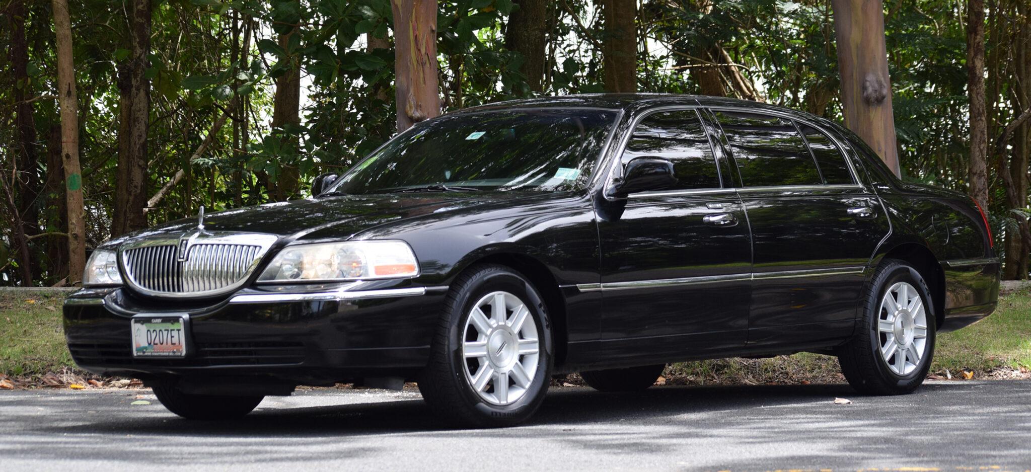 Black Sedan