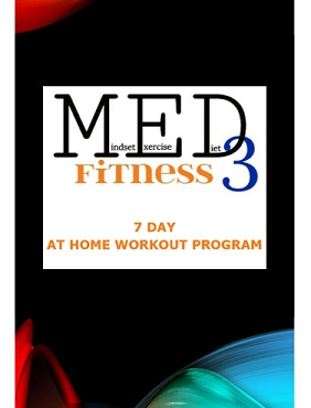 MED3 Fitness At Home Workout Program
