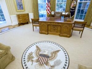 Empty Desk!