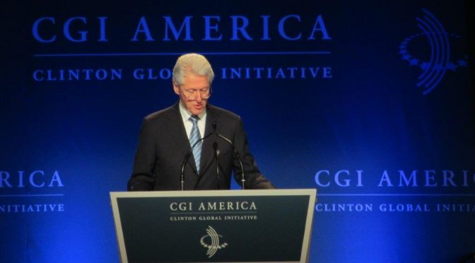 Clinton Global Initiative To Close