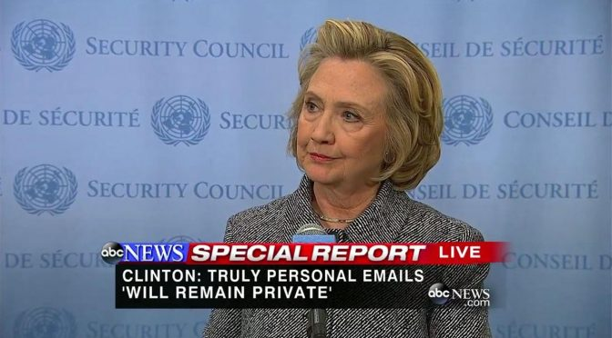 """Surprise! """"Deleted E-mails"""" Turned Over"""