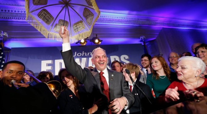 Republicans And Democrats Lose Louisiana Election