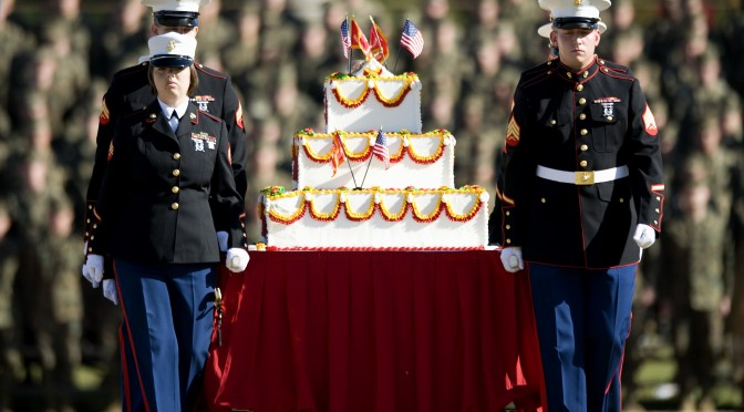 U.S. MARINES, Happy 245th Birthday