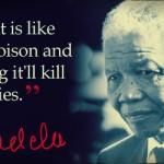 Sorry Mr. Obama, You Are No Nelson Mandela