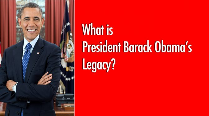 Obama's Legacy, Of Failure
